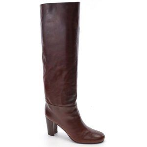 Stuart Weitzman Toujours Leather Tall Boots size 7